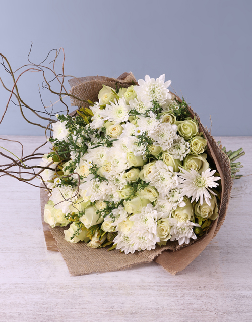 bosses-day: Rustic Mixed Bouquet!