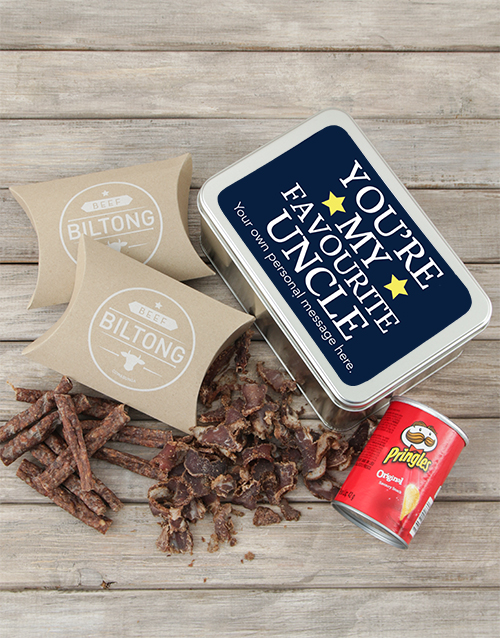 gifts: Personalised My Favourite Tin!