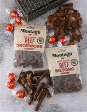 Picture of Biltong and Chocs Treat Box!