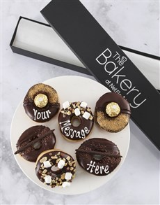 gifts: Personalised Decadence Doughnut Box!