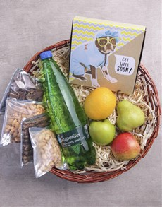 gifts: Fruity Basket Of Get Well Delights!