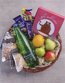 gifts: Delectable Delicacies and Fantastic Fruit!