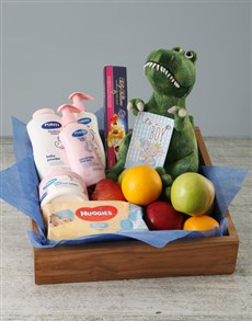gifts: Rockabye New Baby Boy Crate!