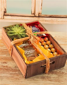 gifts: Nutty Plant Gift Crate!