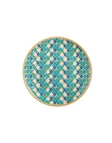 brand: Maxwell & Williams Kasbah Coupe Plate Mint!