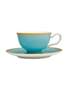 brand: Maxwell & Williams Kasbah Cup Saucer Turquoise!