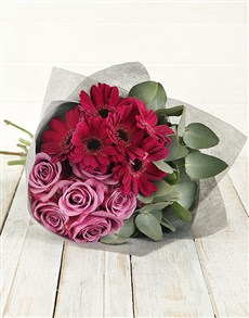 gifts: Perfectly Purple Bouquet!