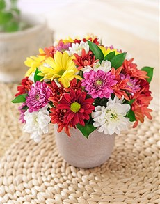 gifts: Rock The Daisies Vase!