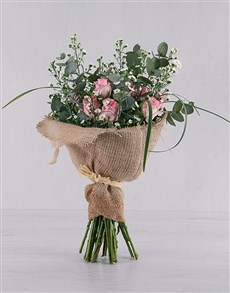 gifts: Pink Rose Admiration!