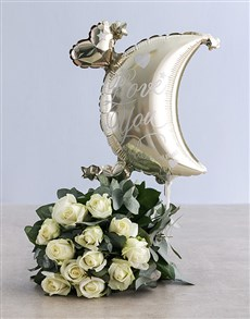 gifts: To the Moon and Back Bouquet!