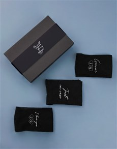 gifts: Personalised Set of Forever Socks!