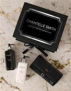 gifts: Personalised Charlotte Rhys Luxury Gift Box!