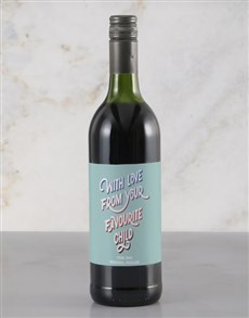 gifts: Personalised Favourite Child Rietvallei Wine!