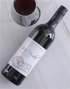 gifts: Personalised Traditional Wine!