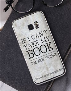 gifts: Personalised Bookish Samsung Cover!