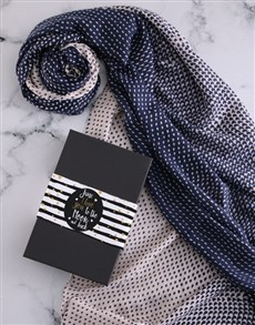 gifts: Personalised To The Moon And Back Scarf Gift!