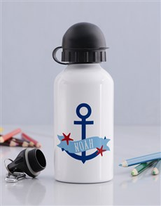 gifts: Personalised Anchor Boys Bottle!
