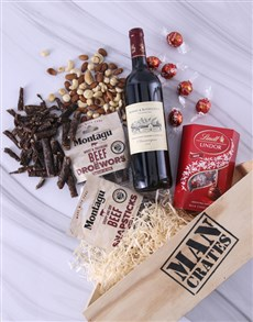 gifts: Wild Assortments Man Crate!