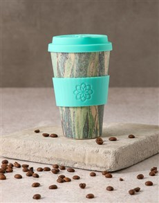 gifts: Blue Marble Travel Eco Cup!