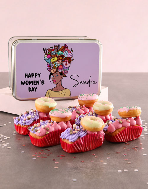 bakery: Personalised Womens Day Bar Cakes!