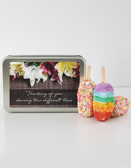 bakery: Thinking Of You Cakes On A Stick!